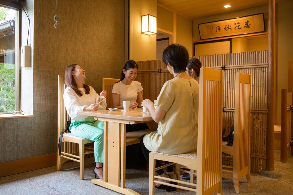 茶室「清庵」