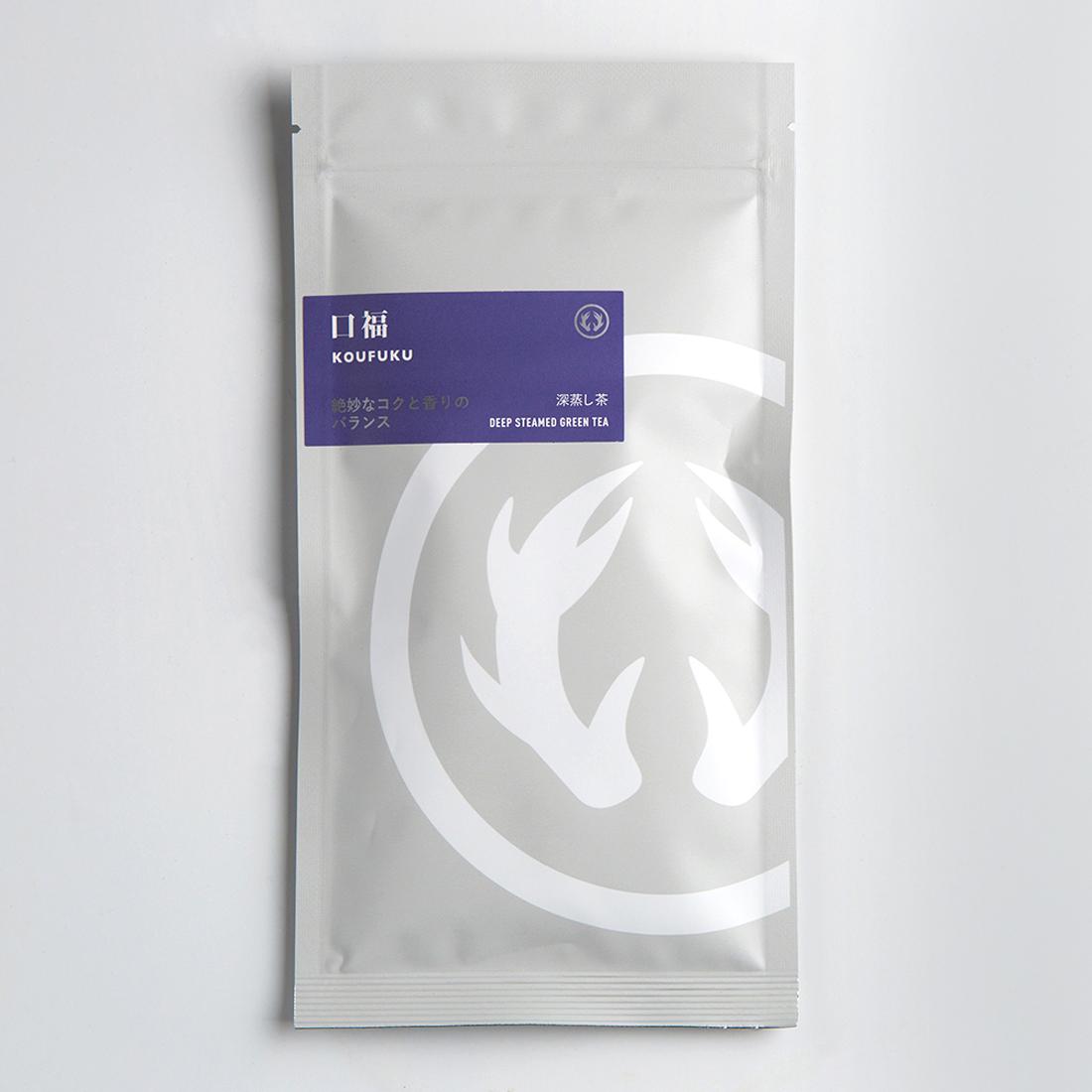 有機栽培茶「口福」写真