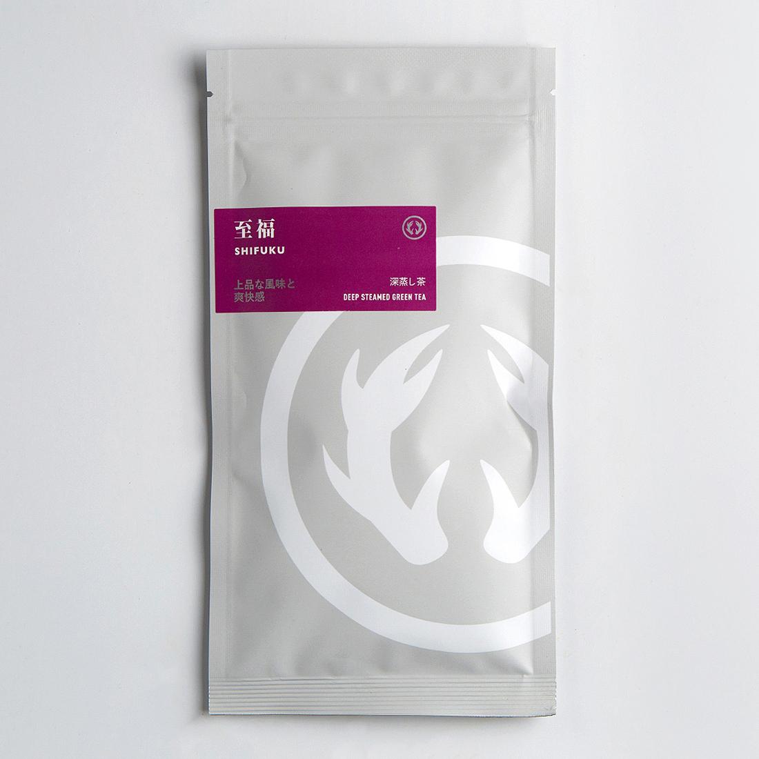 有機栽培茶「至福」写真